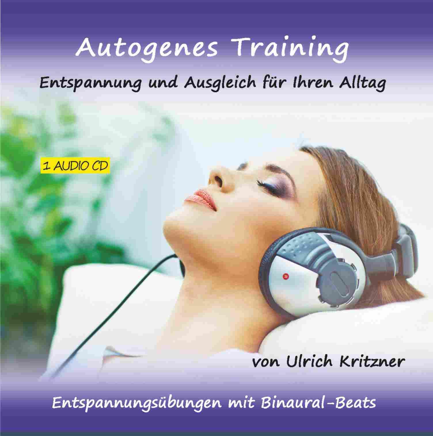 Übungs-CD Autogenes Training-Cover